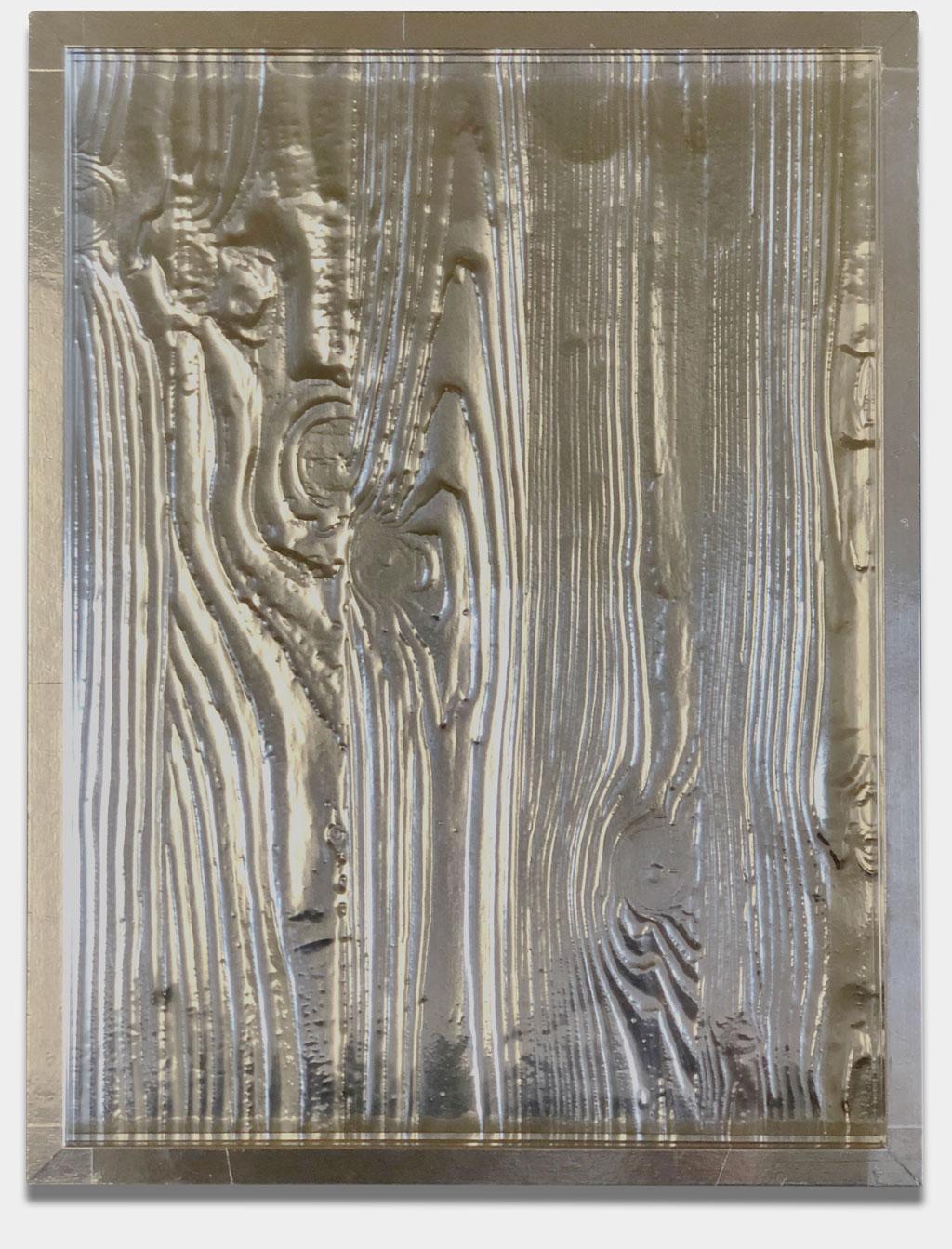 Bergmann, Benjamin, Bildhauer, All in One, 42,2 x 3,3 x 32,2 cm, Aluminium, Holz, Glas, Unikat, 2018